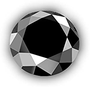 Sweepstakes: Glitz Design 0.01 ct Black Diamond Round…