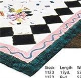 Fredrix Floor Cloth Canvas, Acrylic Primed Roll, 70'' x 3 yards