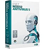 ESET NOD32 Antivirus V.5 3 Users