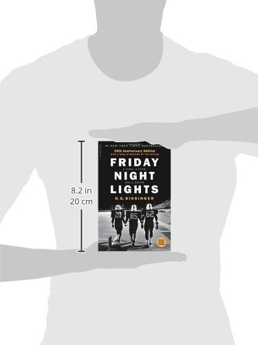 friday night lights book summary