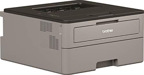 Brother HLL2310D - Impresora láser monocromo dúplex (30 ppm, USB 2.0, procesador de 600 MHz, memoria de 32 MB), Gris 5