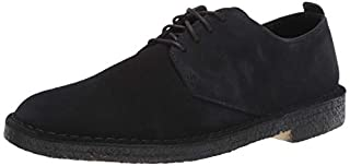 CLARKS Men's Desert London, Black Suede, 8 M US (B00AYBOTZW) | Amazon price tracker / tracking, Amazon price history charts, Amazon price watches, Amazon price drop alerts
