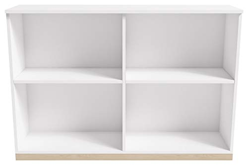 Casa Contemporary Rug - MEBLE FURNITURE & RUGS Oslo Bookcase