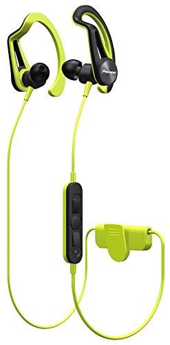 Pioneer E7 Dentro de oído Biauricular Inalámbrico Amarillo Auricular para móvil - Auriculares (Inalámbrico, Dentro de...