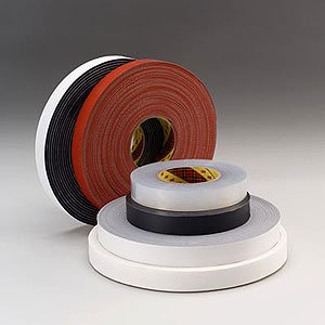 3M 9495MP 1in X 5yd Double Coated Tape (1 Roll)