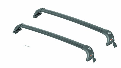 (ROLA 59728 Removable Mount GTX Series Roof Rack for Toyota Prius - Black)