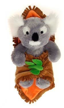 "Blanket Babies - 11"" Koala (Pack Of 12)"