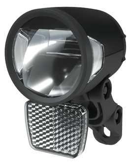 HERRMANS/® H-Black MR8 LED Front Light Fahrrad Lampe Scheinwerfer E-Bike 6-12V