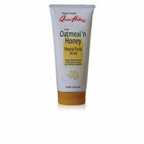 Oatmeal And Honey Face Scrub - 9