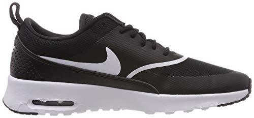 black Air Schwarz white Nike Damen Max Gymnastikschuhe 028 Thea xAwS4qRqY