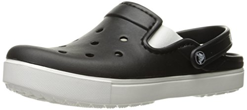 Crocs Unisex CitiLane Clog Black/White
