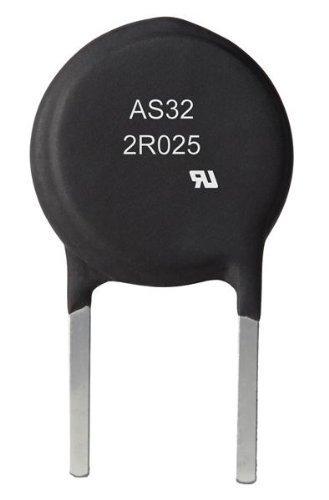 Inrush Current Limiters 32mm 2ohms 25A INRSH CURR LIMITER (5 pieces) ()
