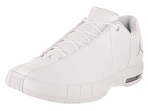 Jordan Air TE 2 Low White/Metallic Silver