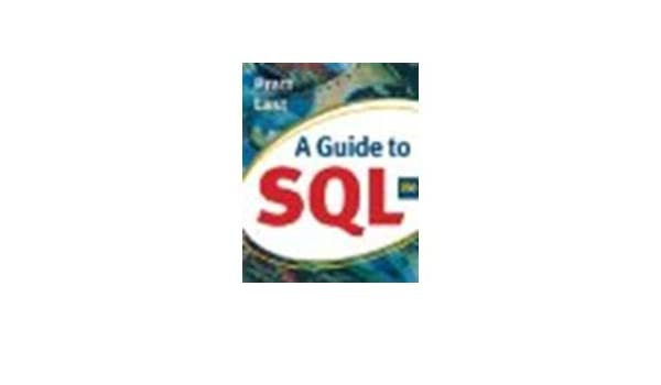 A guide to sql 8e answers ebook sql for dummies 8th edition array a guide to sql 8e answers ebook rh a guide to sql 8e answers fandeluxe Images