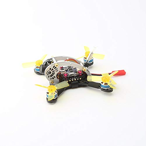 Wikiwand LDARC FPVEGG V2 5.8G Brushless OSD Camera Mini FPV RC Racing Drone PNP Version by Wikiwand (Image #4)