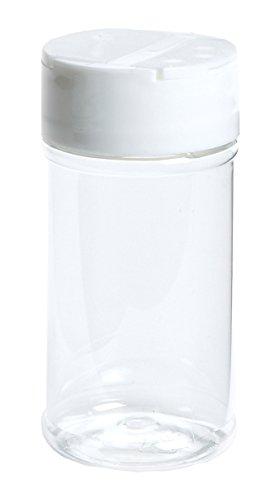 Fox Run 5168 Spice Storage Jar, Glass, 6-Ounce