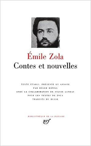 Amazon Fr Emile Zola Contes Et Nouvelles Emile Zola