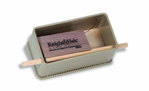 te Push/Pull Turkey Box Call (Knight Hale Ultimate Hunting)