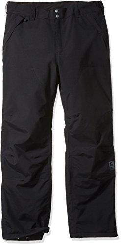 Carhartt Men's Big Insulated Shoreline Pant, Black, 2X-Large/Tall