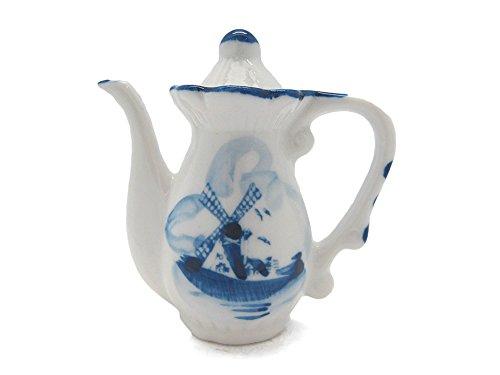 Miniature Tea Pot Delft Blue