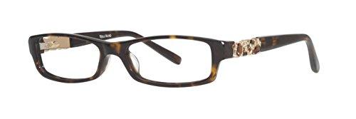 VERA WANG Eyeglasses V083 Tortoise 50MM