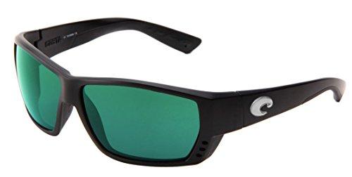 Alley Mirror Costa Black Sunglasses Tuna Green 6Uzqv4xw