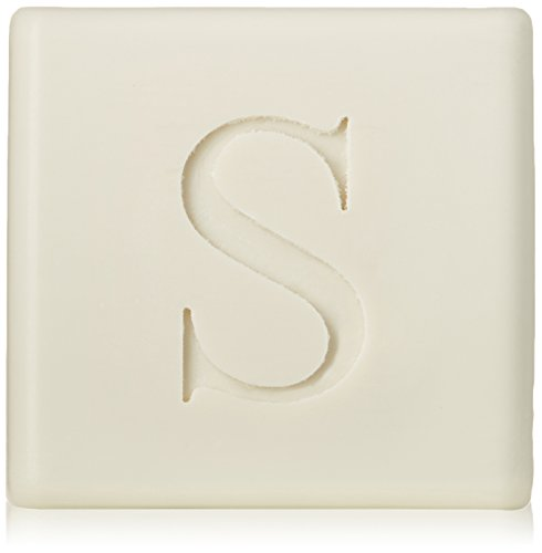 Gianna Rose Atelier Monogram Soap Bar- Personalized Gift Soap Decorative Soap For Bath All Natural Letter S, 5 oz.