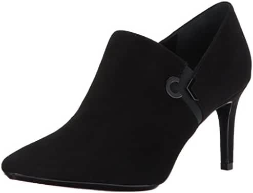 Calvin Klein Women's Joanie Suede Ankle Boot
