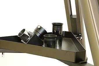 Skywatcher Refraktorteleskop Evostar 90//900 mm BlackLine auf EQ2 Montierung BKR909EQ2