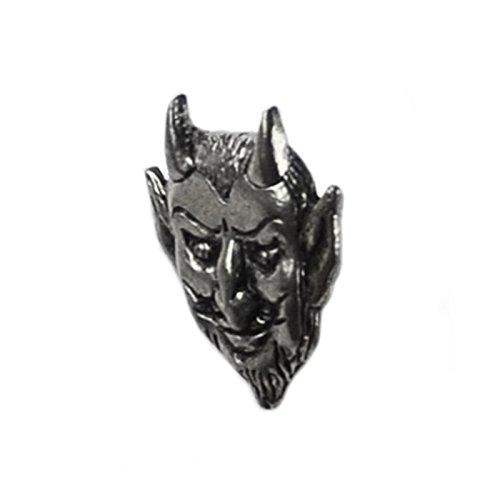 Quality Handcrafts Guaranteed Satan Lapel Pin