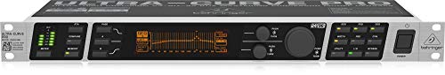 Behringer Ultracurve Pro DEQ2496 Ultra-High Precision 24-Bit/96 kHz Equalizer, Analyzer, Feedback Destroyer and Mastering ()