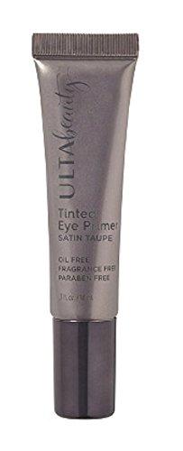(Ulta Tinted Eye Eyeshadow Primer, Satin Taupe)