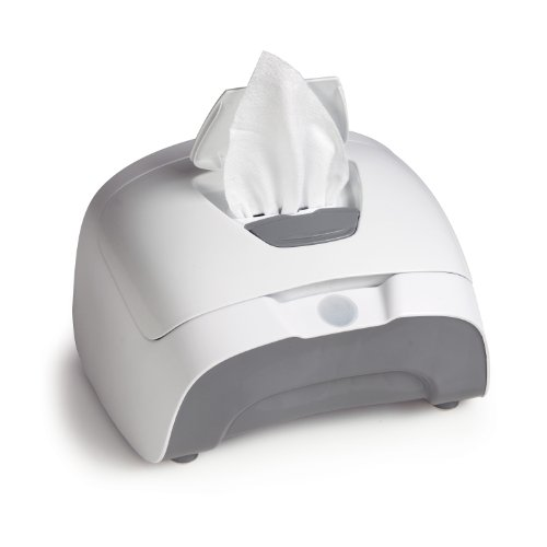 Prince Lionheart POP Wipe Warmer,Grey (Discontinued by Manufacturer)