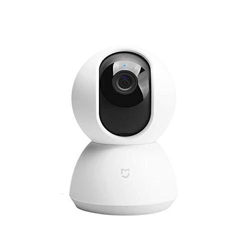 360 720P Night Vision IR Camera Motion Detection Two Way Audio Pan Tilt IP Camera - Security Cameras Wifi IP Cameras - 1 x Xiaomi Mijia 360 Degree 720P IP Camera, 1 x Set of Installation