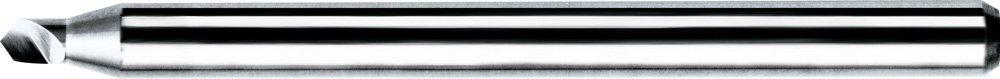 Carbide 3 mm Shank Diameter KYOCERA 885-0335C085 Series 885 Micro Drill Bit for Brass 1 Flutes 38 mm Length TiCN 2.15 mm Cutting Length 120 Degree Cutting Angle 0.85 mm Cutting Diameter