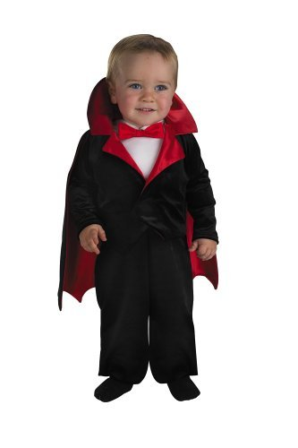 Too Cute To Spook Vampire Costume (Shoes not included) Infant 12-18 -