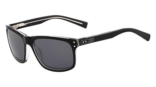 Nike Grey Polarized Vintage MDL 80 P Sunglasses, Black/Crystal - Nike Vintage Sunglasses