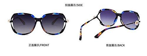 inspirées C style en retro cercle soleil Lennon lunettes vintage rond de métallique polarisées du n1OWtx4