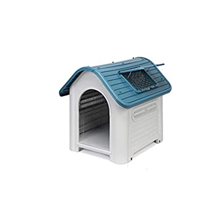 Casa de mascotas, caseta para Perros, al Aire Libre, Interior, Lavable,