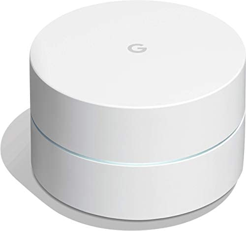 Google AC-1304 WiFi Solution Single WiFi Point Router Replacement for Whole Home Coverage (Renewed)
