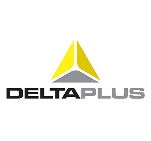 Ensemble pluie semi-polyur/éthane ext/érieur jaune taille L Delta Plus