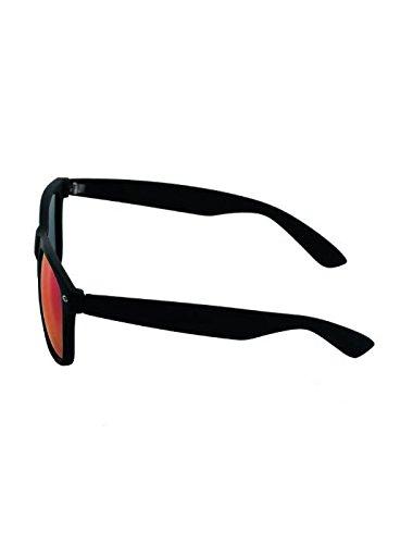Masterdis Mstrds Shades Likoma Mirror Sunglasses UV400 Sonnenbrille Farbe black/blue w7Dlr