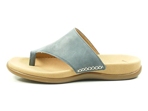 Sandals Ywpqw1 700 Thong Blue 83 Gabor 0wkXnPO8
