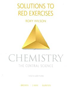 Brown Chemistry The Central Science Solution Manual