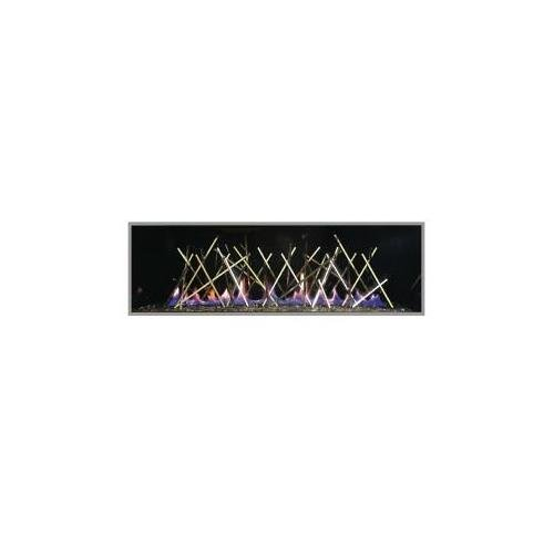 Napoleon LDNS Fireplace Designer Fire Art Stix for Vector Series - Nickel Plated