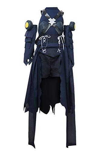 Wecos Kingdom Hearts III Kairi Dress Aqua Outfit