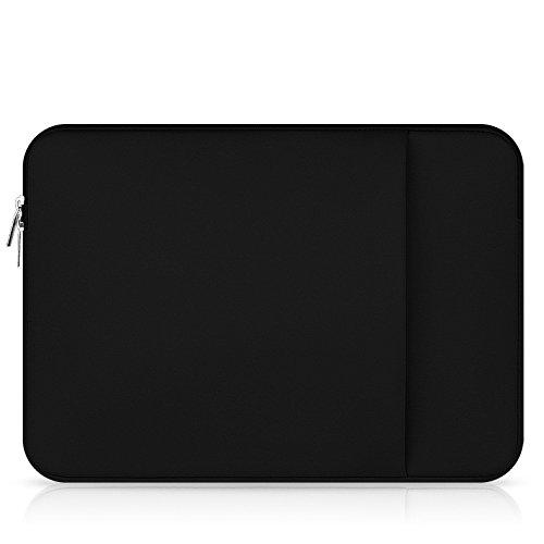 Crisant Estilo Sencillo Sleeve Funda para ordenador portátil 13-13.3 inch,Soft cotton Cremallera Frontalligero Computer Bag / Laptop Briefcases Cover Pour Apple MacBook Air 13.3'' / Macebook Pro (Reti