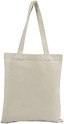 Bolsas de la compra de algodón natural ecológico para la compra ...