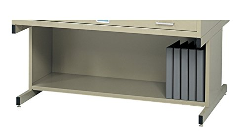 Safco Products 4979TS Flat File High Base for 5-Drawer 4998TSR Flat File, sold separately, Tropic Sand
