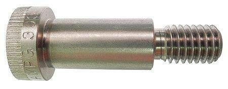 Shoulder Screw 1/4''X5'' 10-24 ZORO SELECT STR60114C80 J16655.